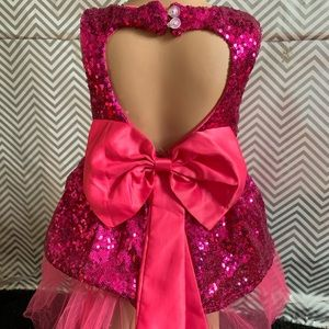 Princess party dress for 12 month